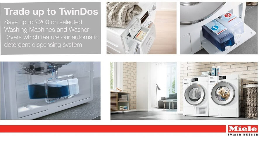 Miele Trade up to TwinDos